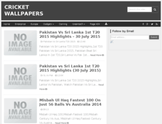 cricketwallpaper.blogspot.com screenshot