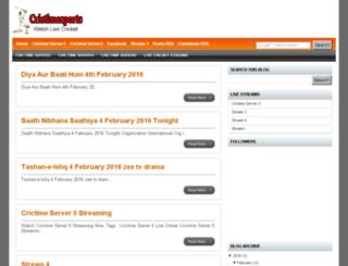 crictimesports.blogspot.com screenshot