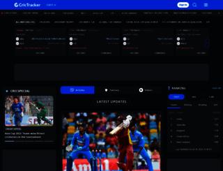 crictracker.com screenshot
