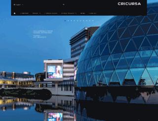 cricursa.com screenshot