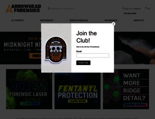 crime-scene.com screenshot