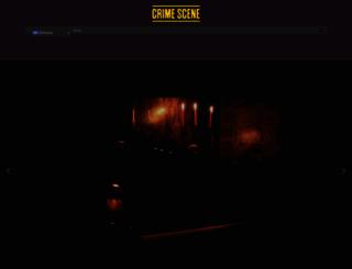 crimescene.gr screenshot