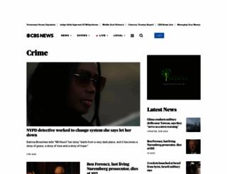 crimesider.com screenshot