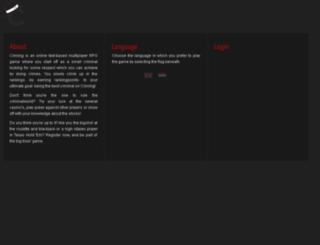 criming.nl screenshot