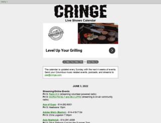 cringe.com screenshot
