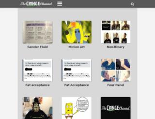 cringechannel.com screenshot