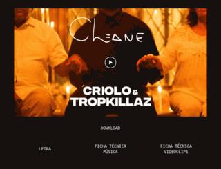 criolo.net screenshot