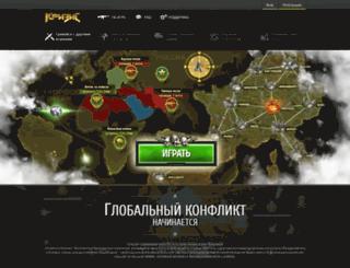 crisis-game.ru screenshot