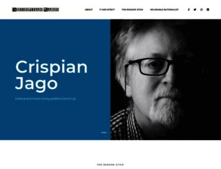 crispian.net screenshot