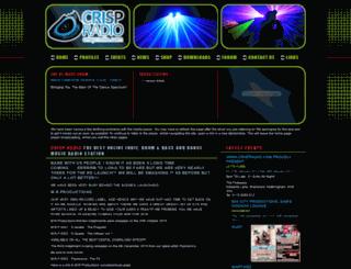 crispradio.com screenshot