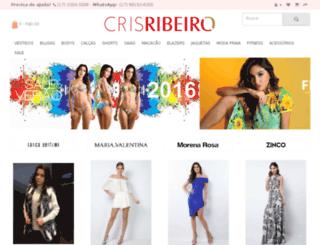crisribeirooficial.com.br screenshot