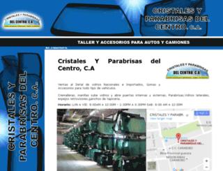cristalesyparabrisas.dataautomotor.com screenshot