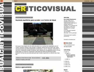 criticovisual.blogspot.com.es screenshot