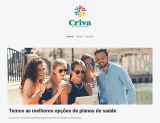 criva.com.br screenshot