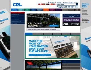 crlaurence.co.uk screenshot