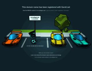 crm-selligent.net screenshot