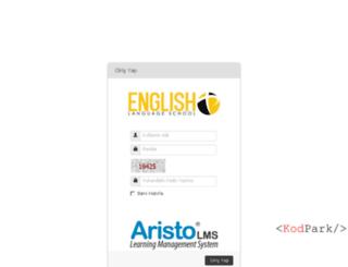 crm.englishplus.gen.tr screenshot