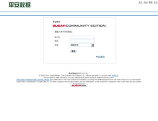 crm.paidc.com screenshot