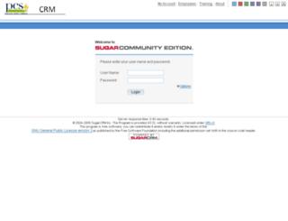 crm.pcsb.org screenshot