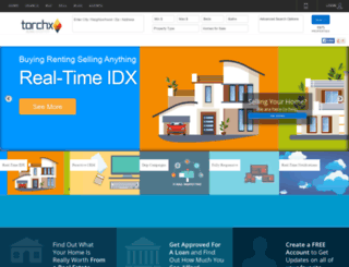 crm.torchx.com screenshot
