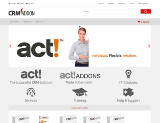 crmaddon.com screenshot