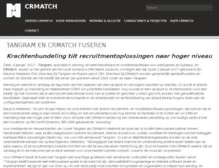 crmatch.nl screenshot