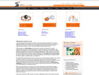 crmforecast.com screenshot