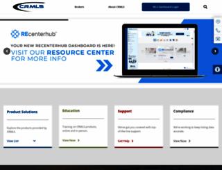crmls.org screenshot