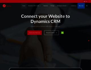 crmsynx.com screenshot