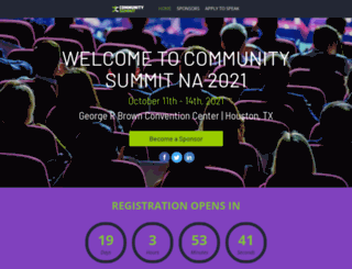 crmugsummit.com screenshot