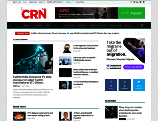 crn.in screenshot