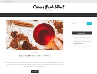 crocesparkwest.com screenshot