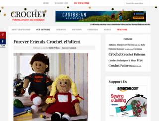 crochet.craftgossip.com screenshot