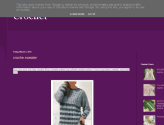 crochet103.blogspot.pt screenshot