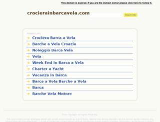 crocierainbarcavela.com screenshot