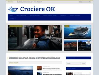 crociereok.it screenshot
