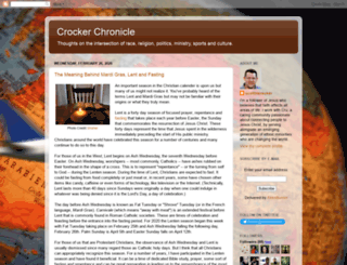 crockerchronicle.blogspot.com screenshot