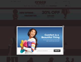 crocsstyle.brandmovers.net screenshot