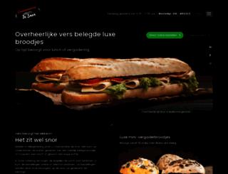 croissanteriedesnor.nl screenshot
