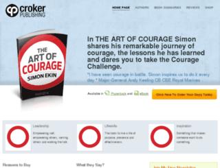 crokerpublishing.com screenshot