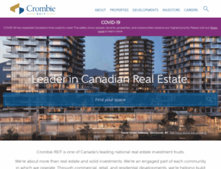 crombiereit.ca screenshot