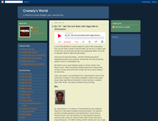 cromely.blogspot.com screenshot