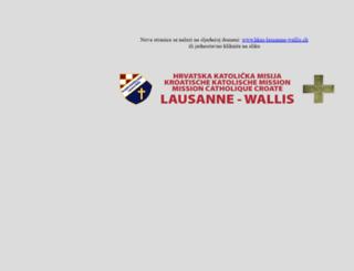 cromission-wallis.ch screenshot