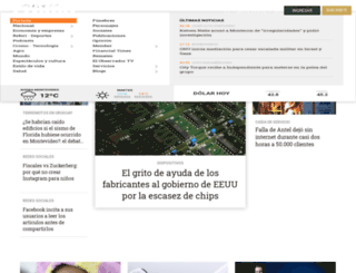 cromo.com.uy screenshot