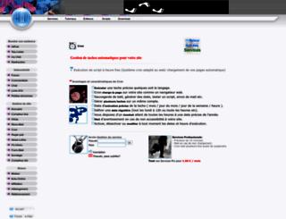 cron.hiwit.org screenshot