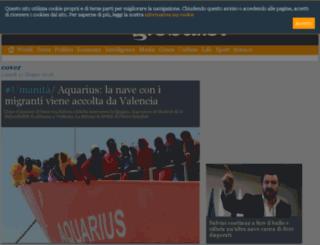 cronachelaiche.globalist.it screenshot