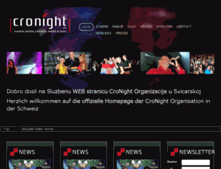 cronight.ch screenshot
