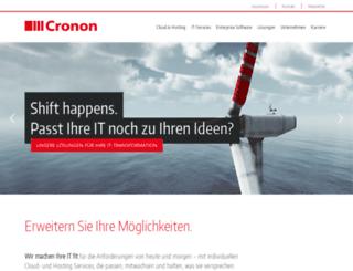 cronon.ag screenshot