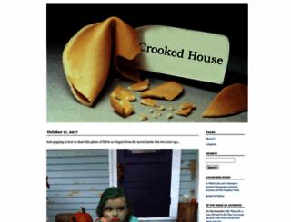 crookedhouse.typepad.com screenshot