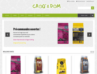 croqadom.com screenshot
